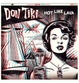 Aloha Got Soul Tiki, Don: Hot Like Lava LP