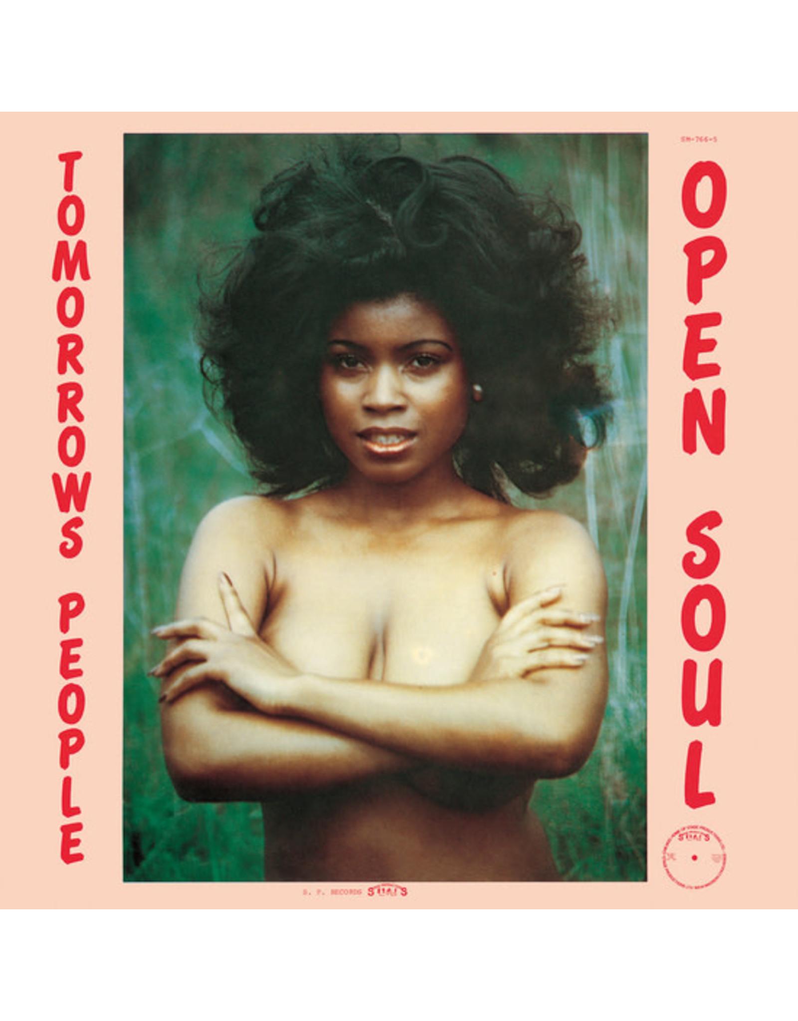 P-Vine Tomorrow's People: Open Soul LP
