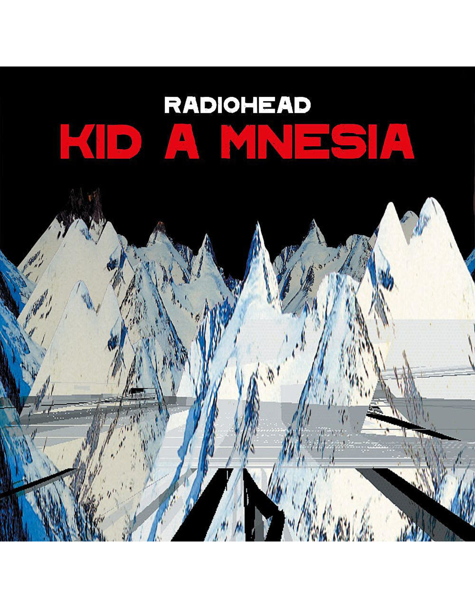 XL Radiohead: Kid A Mnesia LP