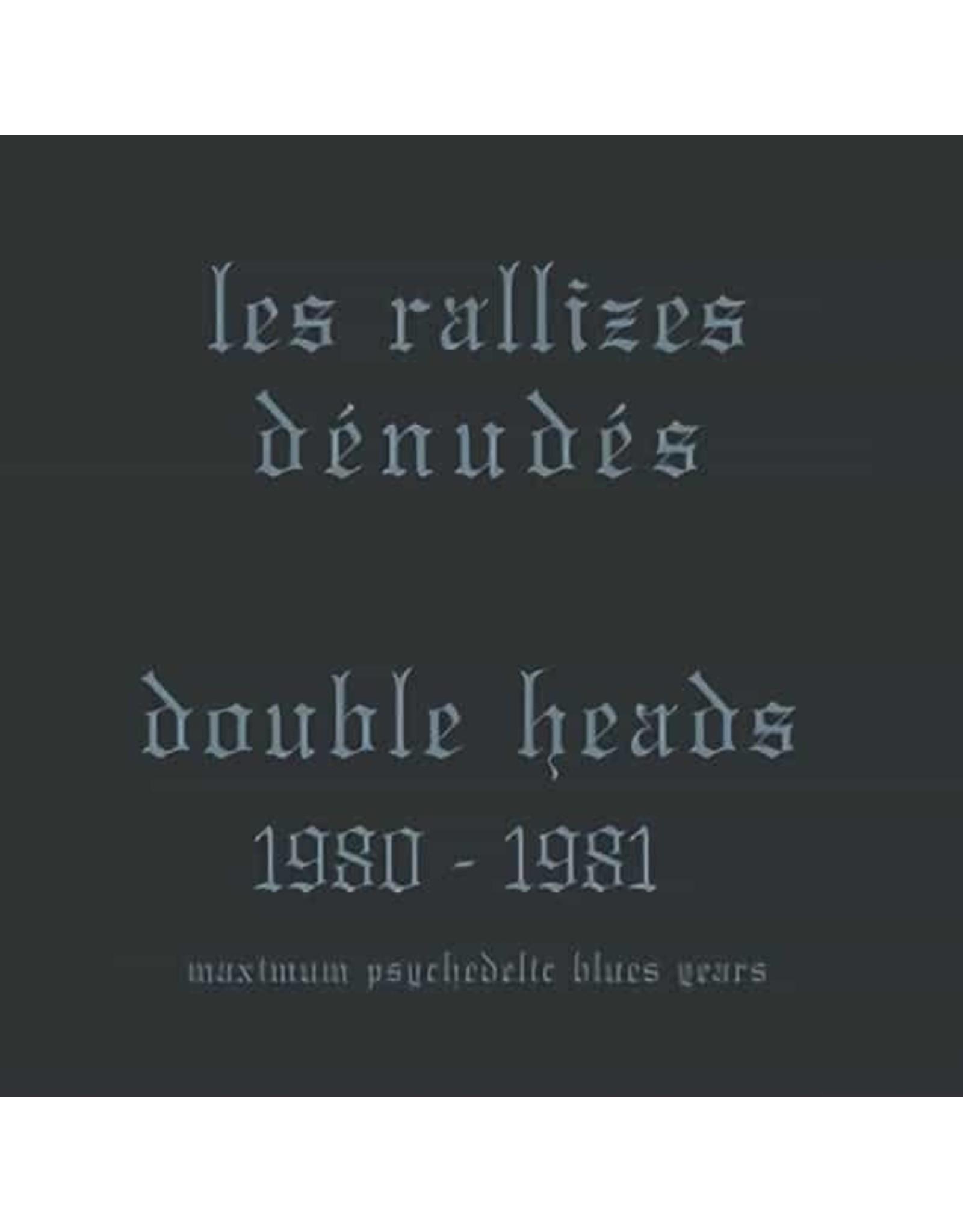 LRD Les Rallizes Denudes: Double Heads 1980 - 1981 BOX