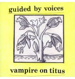 Scat Guided By Voices: Vampire On Titus CS