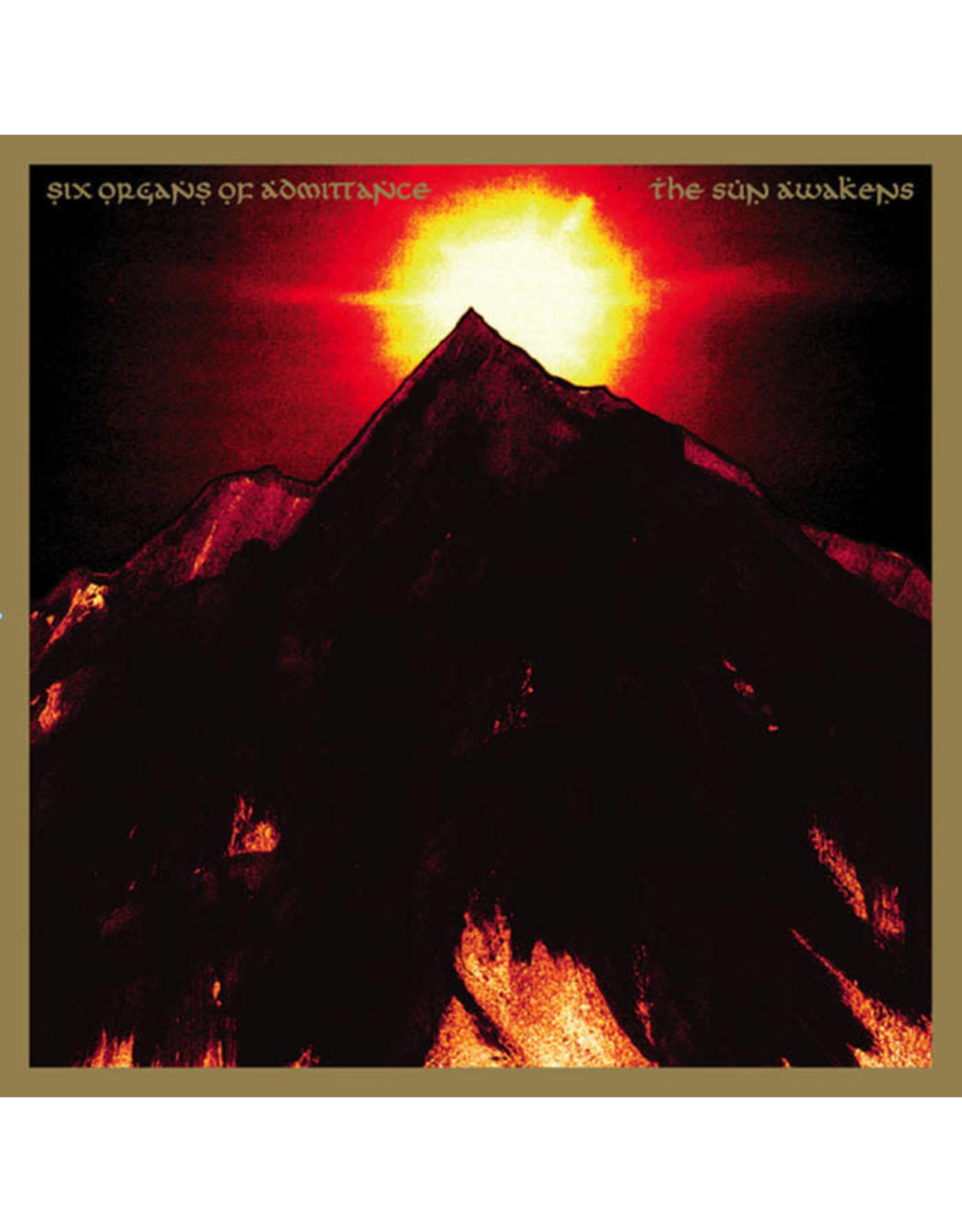 Drag City Six Organs of Admittance: Sun Awakens LP