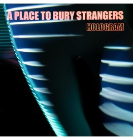 Dedstrange A Place To Bury Strangers: Hologram (RED & TRANSPARENT BLUE VINYL, INDIE EXCLUSIVE, LIMITED EDITION) LP