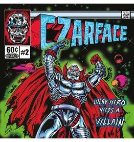 Silver Age Czarface: Every Hero Needs a Villain LP
