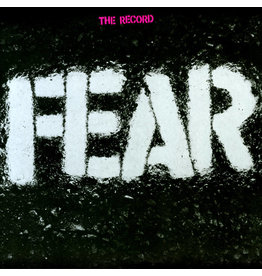 Run Out Groove Fear: 2021RSD2 - The Record LP