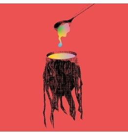 Rocket Goat: Headsoup (cyan coloured) LP