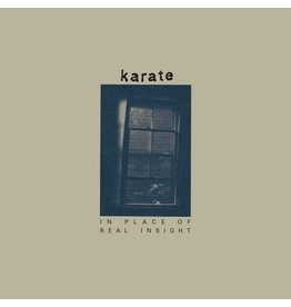 Numero Karate: In Place Of Real Insight (gold martini) LP