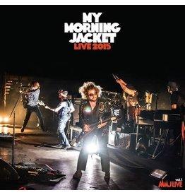 ATO My Morning Jacket: Live 2015 (White) LP
