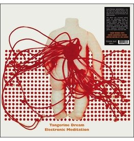 Tiger Lab Tangerine Dream: Electronic Meditation (orange) LP
