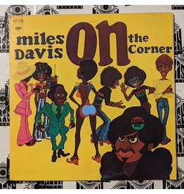 USED: Miles Davis: On The Corner LP
