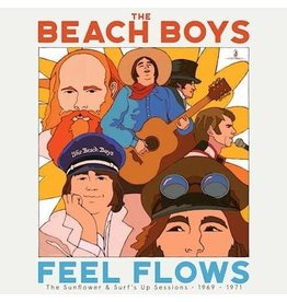 Capitol Beach Boys: Feel Flows: The Sunflower & Surf's Up Sessions 1969-1971 LP
