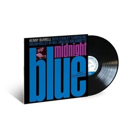 Blue Note Burrell, Kenny: Midnight Blue (Blue Note Classic) LP
