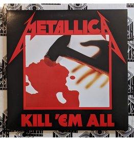 USED: Metallica: Kill 'Em All LP