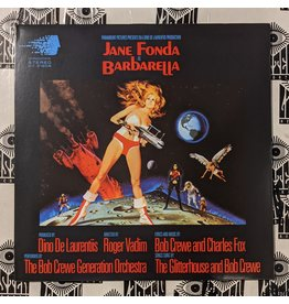 USED: OST: Barbarella LP