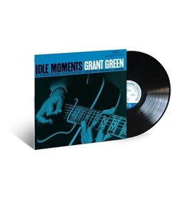 Blue Note Green, Grant: Idle Moments (Blue Note Classic) LP