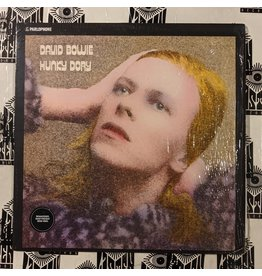 USED: David Bowie: Hunky Dory LP