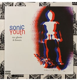 USED: Sonic Youth: NYC Ghosts  & Flowers LP