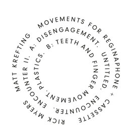 Pre-Cert Myers, Rick & Matt Krefting: Movements For LP