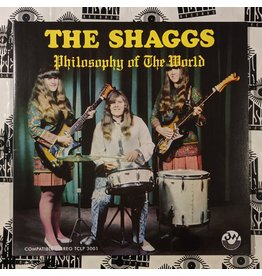 USED: The Shaggs: Philosophy of the World LP