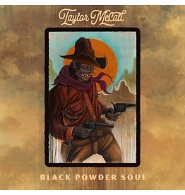 Thirty Tigers McCall, Taylor: Black Powder Soul LP