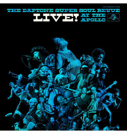 Daptone Various Artists: The Daptone Super Soul Revue Live! At the Apollo (3LP, TRANSLUCENT TIE-EYE TEAL VINYL) LP