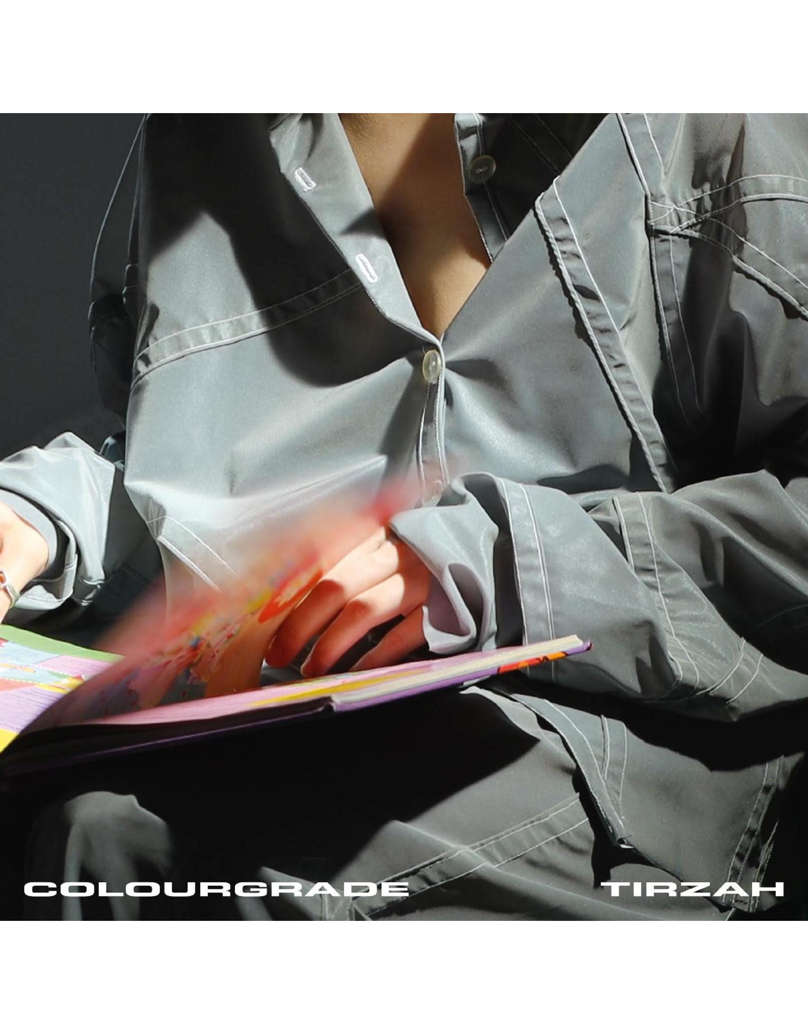 Domino Tirzah: Colourgrade (INDIE EXCLUSIVE, YELLOW VINYL) LP