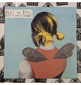 USED: Built to Spill: Keep It Like a Secret LP
