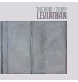 Panegyric Fripp, Robert & The Grid: Leviathan LP