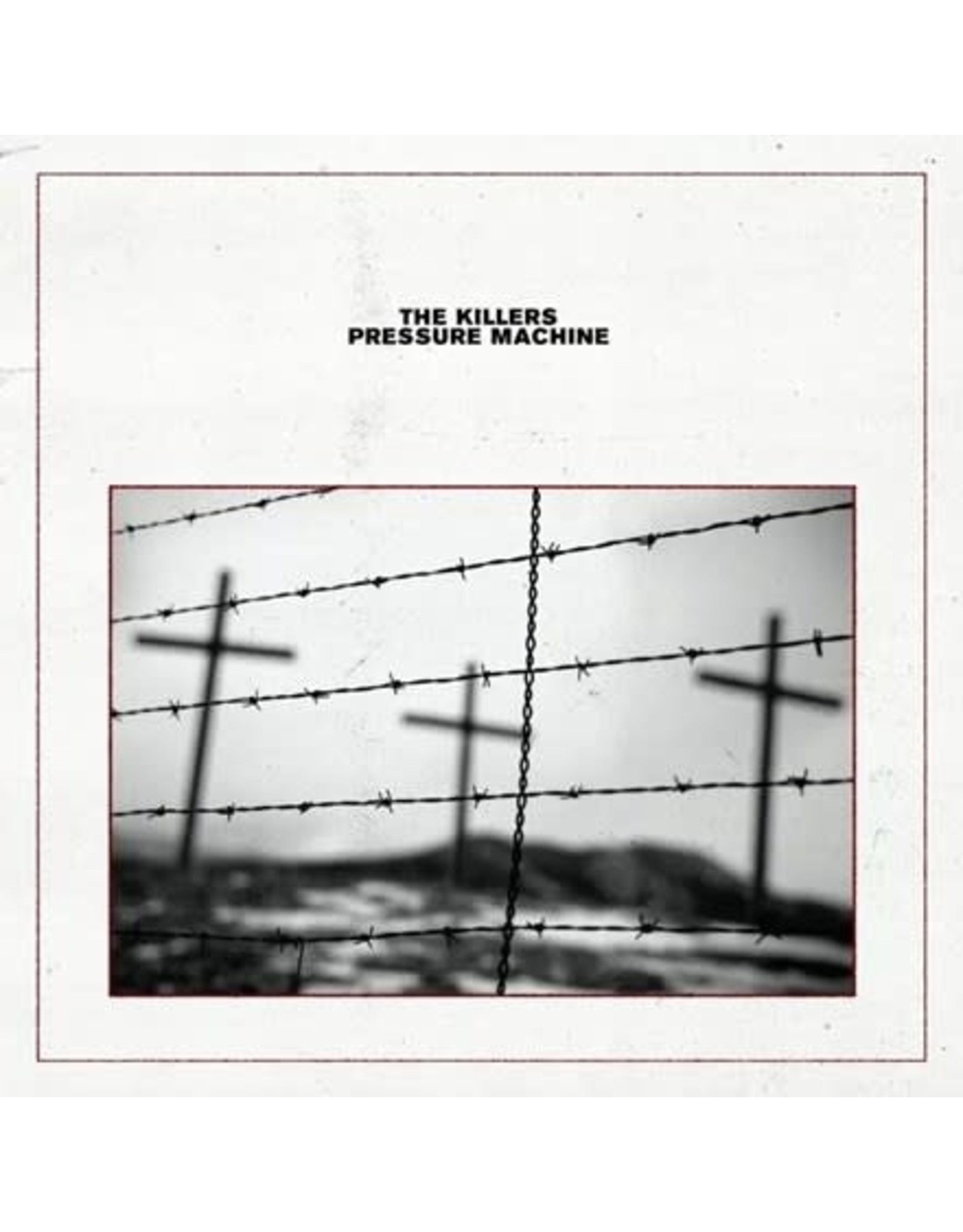 Island Killers: Pressure Machine LP