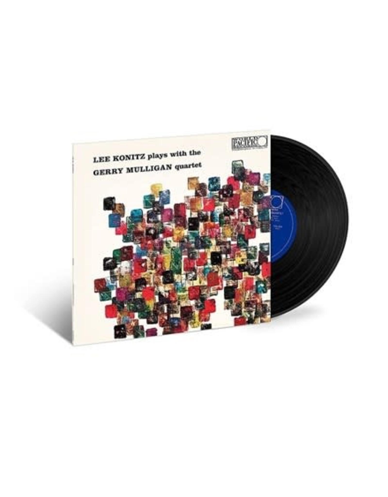 Blue Note Konitz, Lee & Gerry Mulligan: Lee Konitz Plays With The Gerry Mulligan Quartet (Tone Poet Series) LP