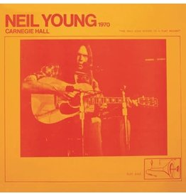 Reprise Young, Neil: Carnegie Hall 1970 LP