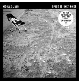 Circus Company Jaar, Nicolas: Space is Only Noise (10th Anniversary/Clear) 2LP