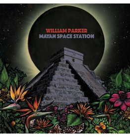 Aum Parker, William: Mayan Space Station LP
