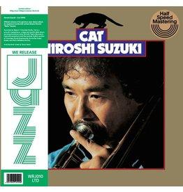 We Release Jazz Suzuki, Hiroshi: Cat LP