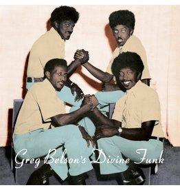 Cultures of Soul Various: Greg Belson's Divine Funk: Rare American Gospel Funk & Soul LP