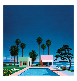 Light in the Attic Various: Pacific Breeze: Japanese City Pop, AOR & Boogie 1976-1986 LP