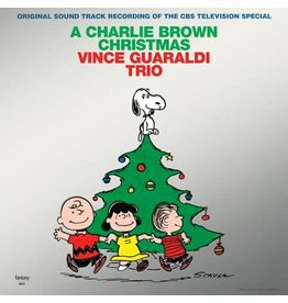 Craft Guaraldi, Vince Trio: A Charlie Brown Christmas (2021 Limited Edition) LP