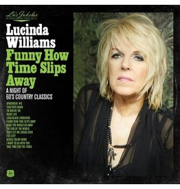 Thirty Tigers Williams, Lucinda: Funny How Time Slips Away LP