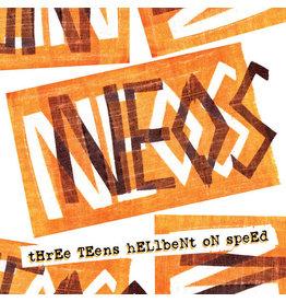 Supreme Echo Neos: Three Teens Hellbent on Speed LP
