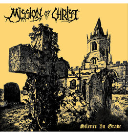Supreme Echo Mission of Christ: Silence in Grave LP