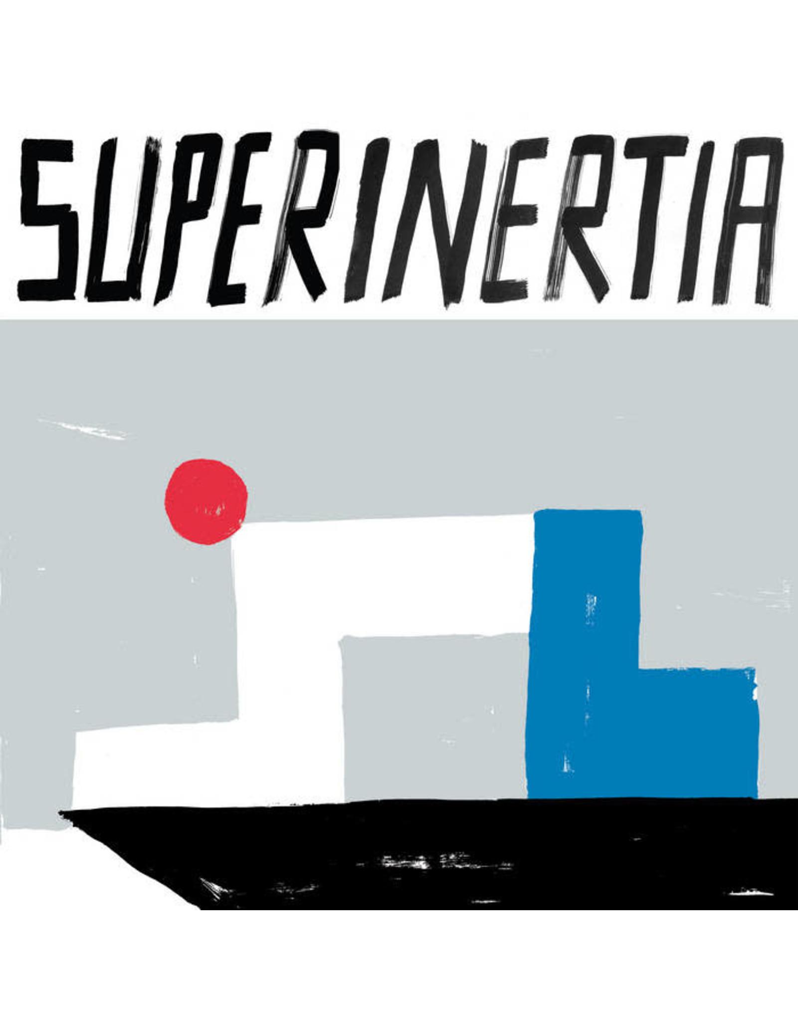 Fuzz Club 10000 Russos: Superinertia (blue) LP