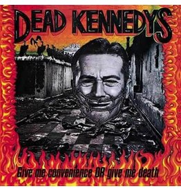 Audio Platters Dead Kennedys: Give Me Convenience Or Give Me Death LP