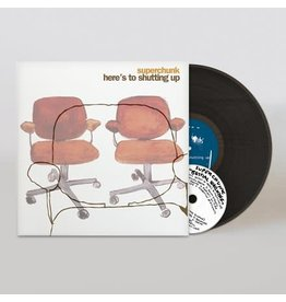 Merge Superchunk: Here's To Shutting Up (Peak Vinyl edition/colour/poster/CD/download) LP