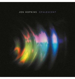 Just Music Hopkins, Jon: Opalescent (CLEAR  INDIE EXCLUSIVE) LP