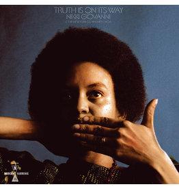 Modern Harmonic Giovanni, Nikki: Truth Is On Its Way (Opaque Yellow Vinyl) LP
