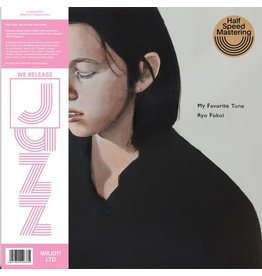 We Release Jazz Fukui, Ryo: My Favorite Tune LP
