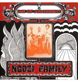 Now Again Ngozi Family: Day Of Judgement LP