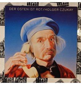 USED: Holger Czukay: Der Osten Ist Rot LP