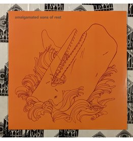 USED: Amalgamated Sons of Rest: s/t LP