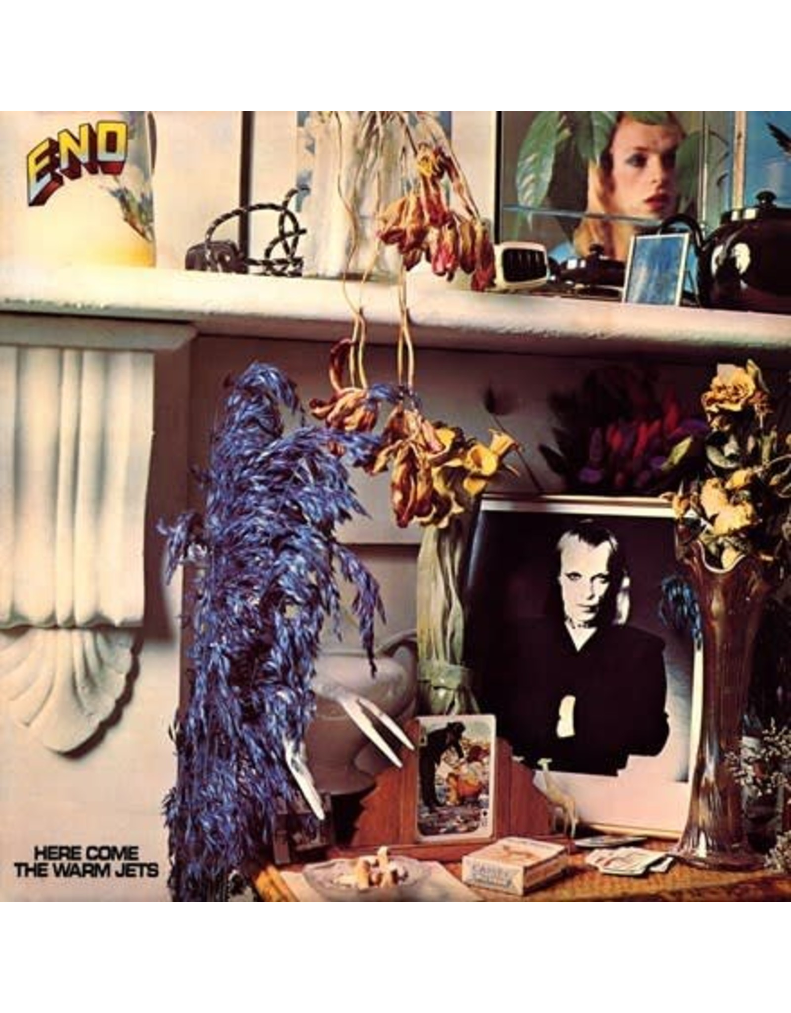 Eno, Brian: Here Come the Warm Jets LP